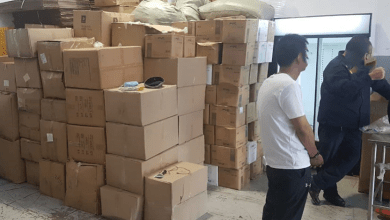PHOTOS: Thousands of fake Covid-19 vaccines seized in South Africa and China