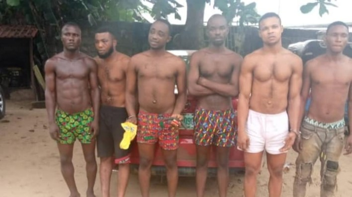 Police arrest six suspected cultists over murder in Delta