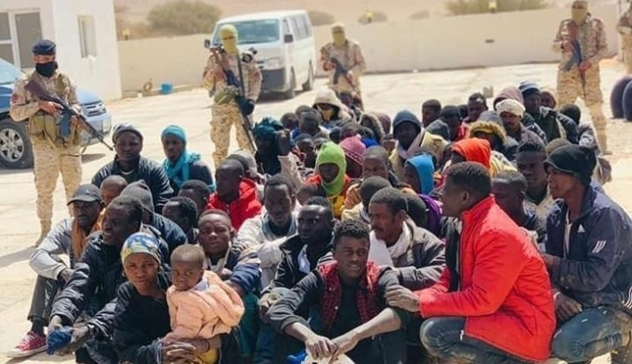 16 suspects arrested, 85 abducted African migrants rescued as Libyan army raids smuggling dens