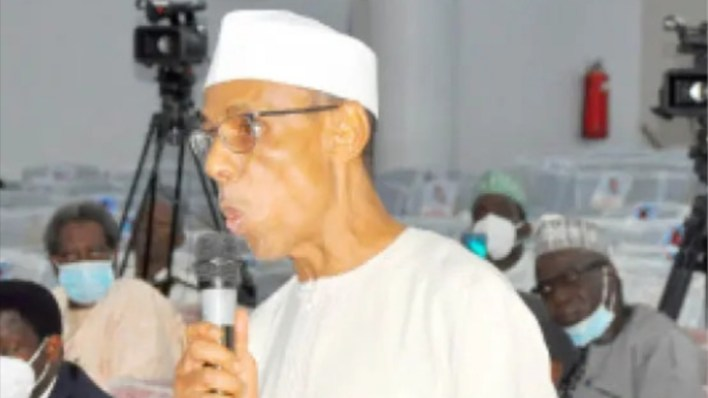 Northern Elders Forum spokesman blasts President Buhari, says he's too slow