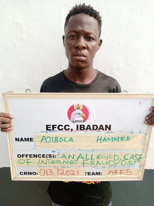 Court sentences man to three months imprisonment over love scam in Oyo