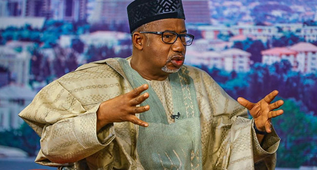 Governor Bala: We have evidence that PDP won 2019 presidential election