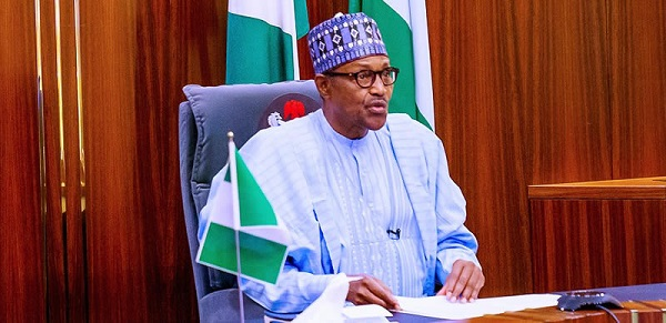 President Buhari reveals major cause of insecurity