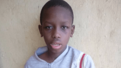 PHOTO: Missing deaf and dumb boy found in Onitsha