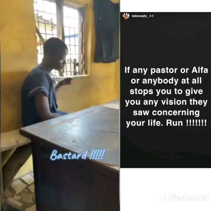 """Video: Nigerian lady """"hypnotised"""" and duped of N3.2 million by a fake Islamic cleric"""