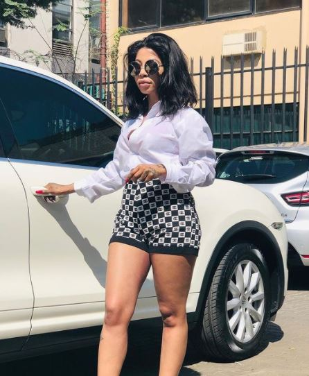 Kelly Khumalo posts bikini pictures amid fat-shaming comments