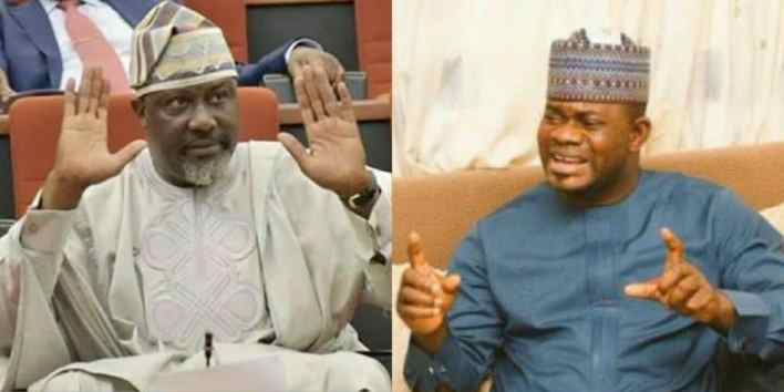 Melaye blasts Bello, says Kogi collected palliatives, must accept COVID-19 vaccines