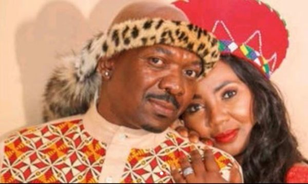 """I am so lost without you"" – Menzi Ngubane's wife bids final goodbye"