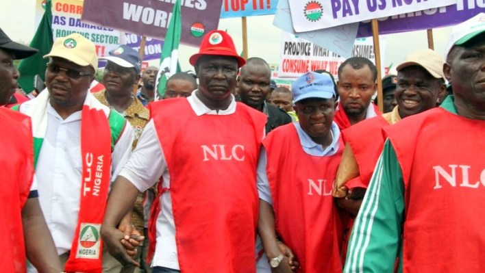 NLC to Embark On Nationwide Protest, Announces Date