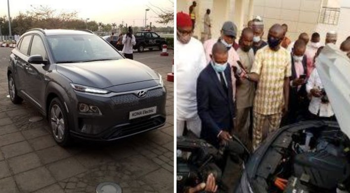 Automotive council introduces Nigerian-made electric car to Reps