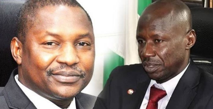 Maina's trial: Court summons Malami, Magu, Emefiele, others to testify