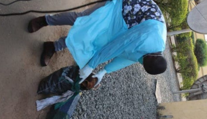 Police arrest 11 suspected ritual killers with bag containing human skull, other parts in Delta