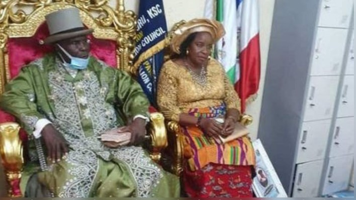 Kidnapped Rivers' royal father regains freedom one month after