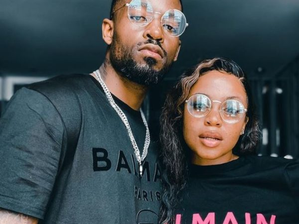 Prince Kaybee spanks Zola's massive derriere in new post – Watch