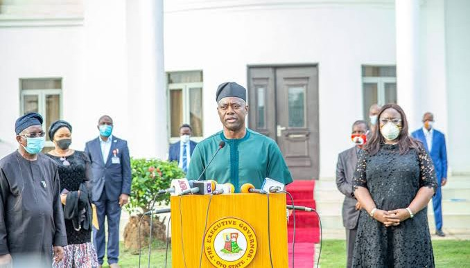 Oyo takes delivery of COVID-19 vaccines