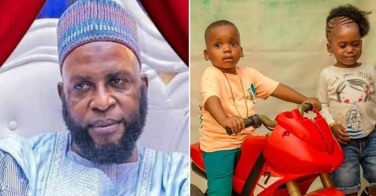 Twins abduction: Ibadan Islamic cleric, Akeugbagold, withdraws charges against suspected kidnappers