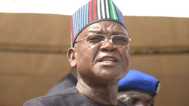 Governor Ortom: I've nothing to gain from faking my attack