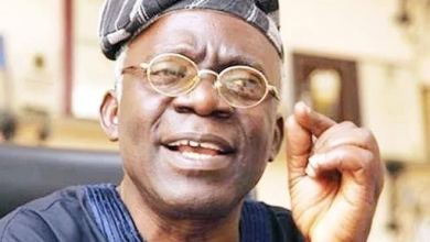Popular lawyer, Falana reacts to arrest of Gov Ganduje's ex-media aide, Salihu Tanko-Yakasai