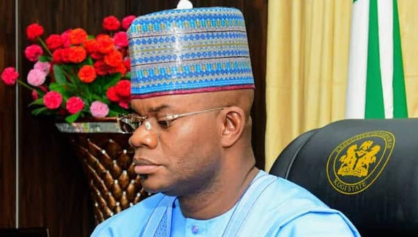 Yahaya Bello discloses why he will not negotiate with bandits