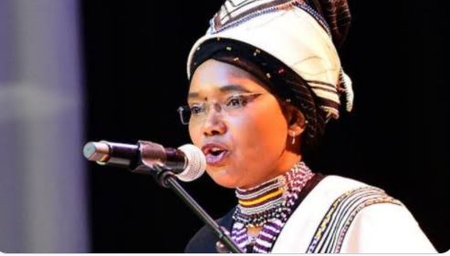 Noxolo Grootboom to read her last news bulletin today