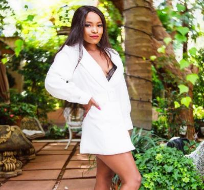 Thandy Matlaila debuts on FitLifeMag cover