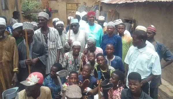 Beggars storm Ibadan streets to protest low patronage