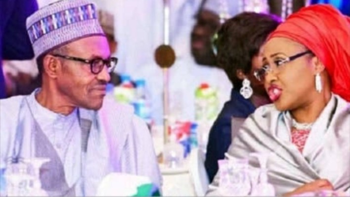 Buhari explains how his wife, Aisha has been helping to improve the lives of Nigerians