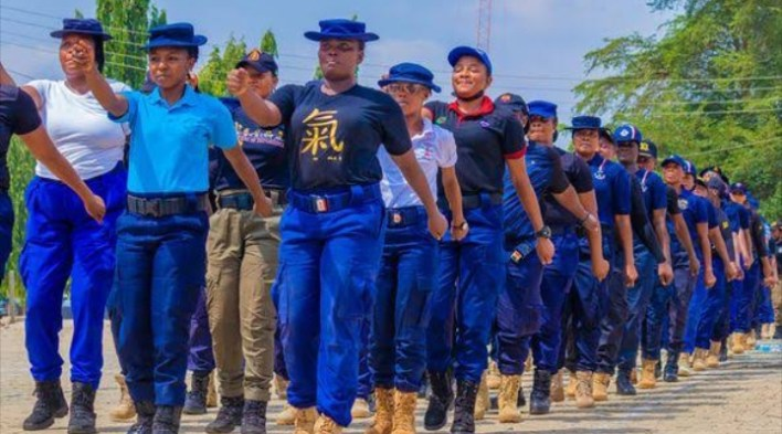 NSCDC starts selection, psychological evaluation for all-female squad