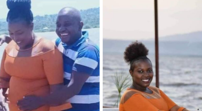PHOTOS: Married man arrested for allegedly killing his side chick in Kenya