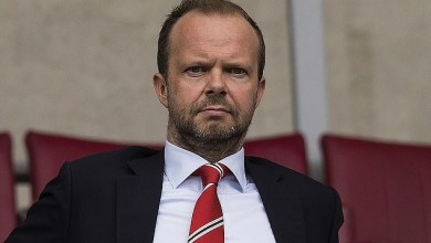 BREAKING: Ed Woodward resigns as Man United vice-chairman