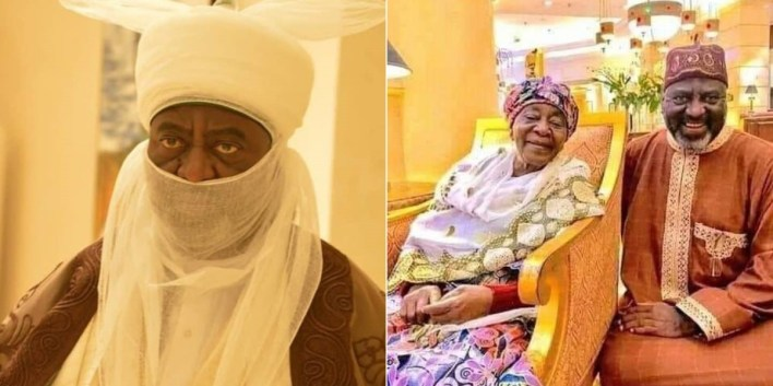 Maryam Ado Bayero, Emir of Kano's mother, dies in Egypt
