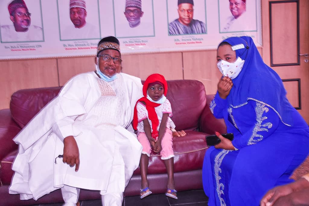 6-year-old whose genital mutilated by ritualists returns from hospital healthy