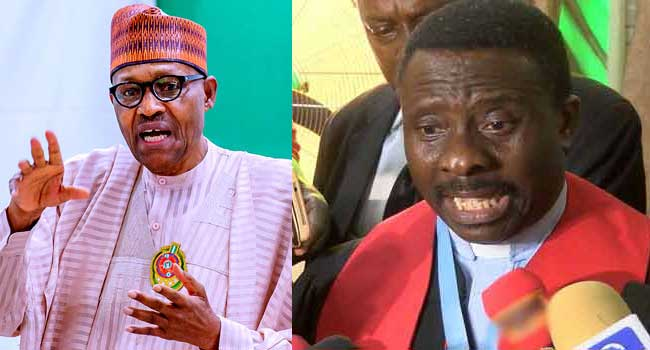 CAN to President Buhari: You're not elected to blame ex-leaders