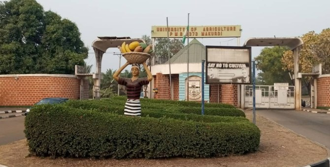 Breaking: Gunmen kidnap Benue Varsity students on campus