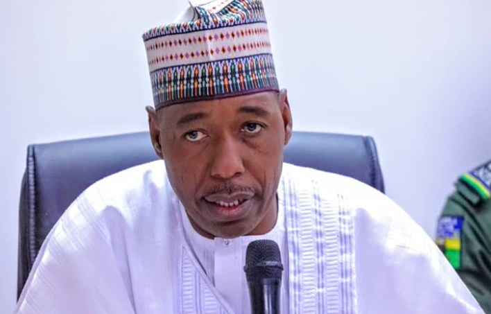 Insurgency: Buhari needs to hear the truth about the security situation, says Zulum