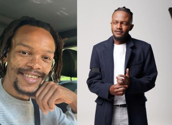 Nota Baloyi speaks on his present relationship with Kwesta after split