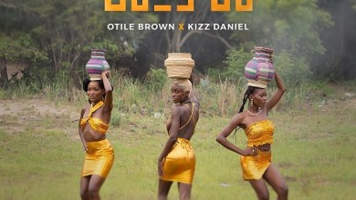 Otile Brown ft. Kizz Daniel - Baby Go