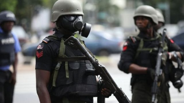 Police take over search for missing Olu of Warri crowns
