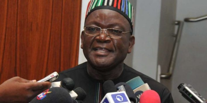 Insecurity: 'We don't have a government at the Federal level'- Governor Ortom