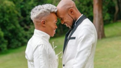 Somizi makes split with Mohale evident again