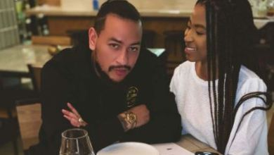 7 adorable photos and videos of AKA and Nelli Nembe