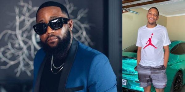 Cassper Nyovest shows support to Amapiano producer DJ Melzi