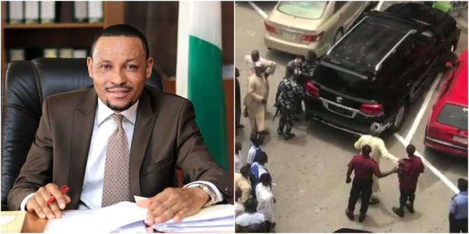 Senate to probe CCT chairman, Umar, over alleged assault of a security guard in Abuja