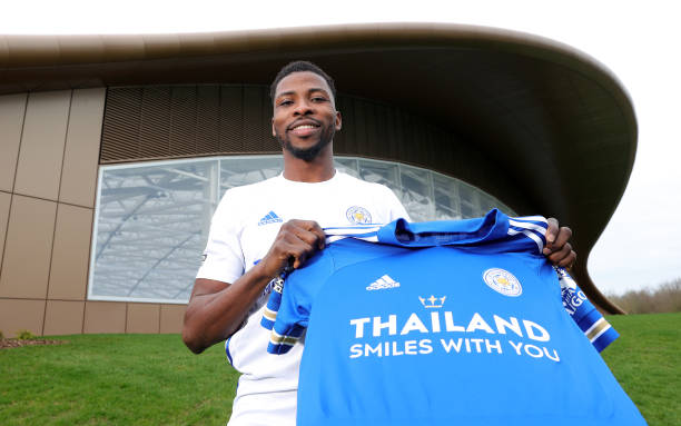 Iheanacho signs new Leicester City contract