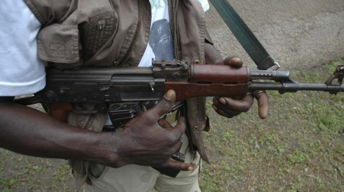 JUST IN: Gunmen abduct Ekiti monarch