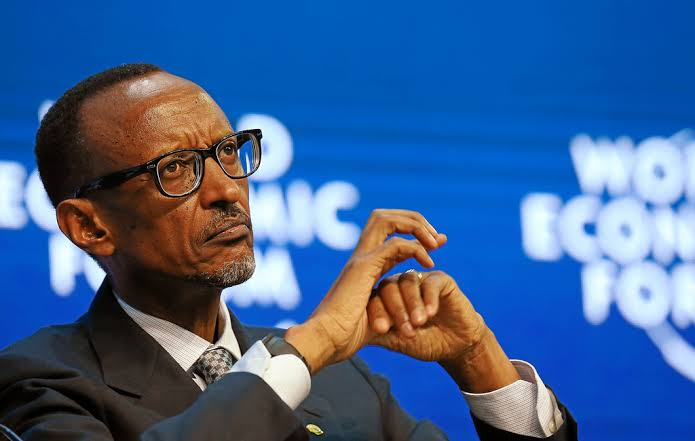 We are proud of Nigeria for calling the Rwanda genocide what it is, says Kagame