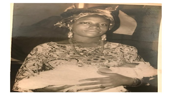 Update: Nigerian man finds his mum who disappeared few months after his birth
