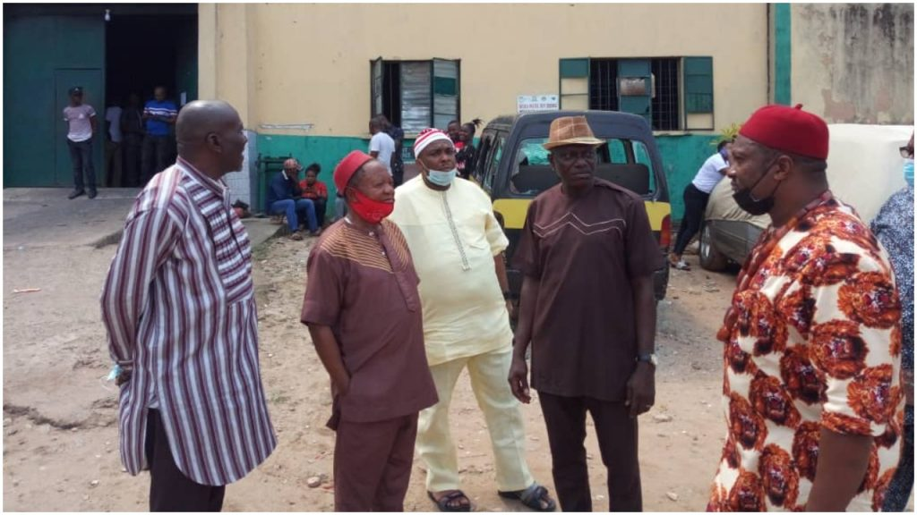 Ohanaeze leadership visits Imo correctional service centre days after attack