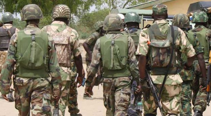 Seven terrorists killed as police, soldiers foil Boko Haram attack on Borno commissioners