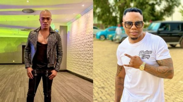 Somizi meets DJ Tira, claims he's the most hardworking man in the business